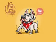Hate Cats by  Georgi Dimitrov Erase - Dribbble