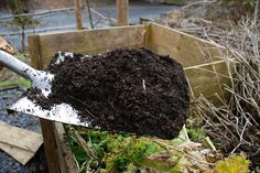 Even in winter, its easy to make your own free soil improver - just follow The GreenFellas guide to cold winter composting.