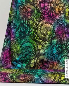 Digitaldruckjersey Rainbow Kosmos