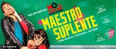 Maestro suplente - Mastrip.net