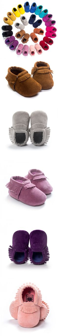 Baby Shoes Delicious 2017 Summer Beach Newborn Infant Baby Kids Pram Crib Fringe Moccasins Soft Shoes Tassel Solid First Walkers Baby Shoes