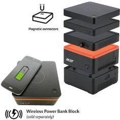 1448789b72a9 Amazon.com : Acer Revo Build Mini Desktop (Intel Celeron, 2GB RAM, 32GB  SSD, Windows 10) : Computers & Accessories