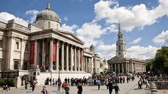 A quick guide to London's major art galleries, including Tate Modern, the National Gallery, the Saatchi Gallery and more. Entry to many galleries is free.