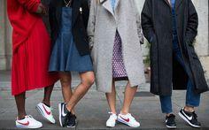 Trend alert: Nike Cortez é o novo tênis queridinho das fashionistas » Harper's Bazaar