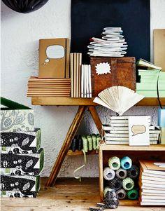 Poppytalk: de IKEA en New PAPERSHOP!