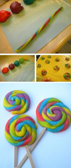 Lollipop Sugar Cookies!   #diy #cookies #lollipops  http://thecakebar.tumblr.com/post/41228707783/colorful-lollipop-cookies-tutorial