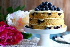 Mustikkapiirakka -kakku