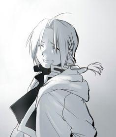 | Fullmetal Alchemist | Edward Elric By Mitsu Yomogi