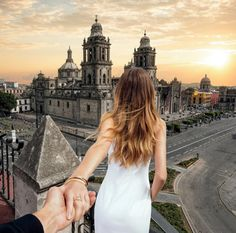 Mexico City (the photo series by Russian Photographer, Murad Osmann) Murad Osmann, Travel Around The World, Around The Worlds, Luxury Boat, Photo Series, Beautiful Couple, Travel Couple, Our Lady, Mexico City