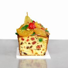 Sweet Recipes, Cake Recipes, Candied Fruit, Plum Cake, Pan Dulce, Christmas Kitchen, Recipe For 4, Cupcake Cakes, Cupcakes