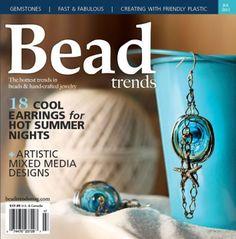Bead Trends Magazine July 2011  | Northridge Publishing