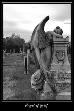 Angel if grief