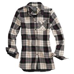 Women's Long-Sleeved Fjord Flannel Shirt | Shirts, Flannel shirts ...