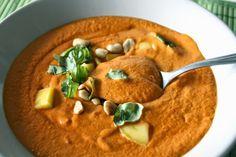 Melis bunte Studentenküche: Neuigkeiten + Suppen-Rezept