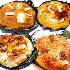 WATCH: How to Make Bibingka Homemade bibingka recipe! Filipino Puto Recipe, Filipino Dishes, Filipino Desserts, Filipino Recipes, Asian Recipes, Filipino Food, Special Bibingka Recipe, Recipes, Asian Desserts