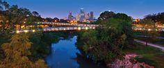 The Buffalo Bayou Park Project
