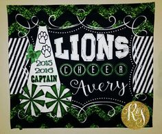 Check out this item in my Etsy shop https://www.etsy.com/listing/233647327/personalized-cheer-team-blanket #cheer #camp #competition #Allstar #lions #dance #pom #megaphone #poms