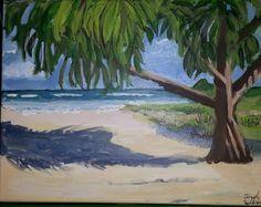 Island by Elizabeth Williams