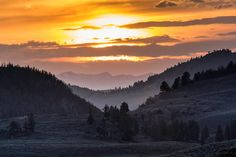 Lamar Valley, Yellowstone National Park. Photo by National Park Service.