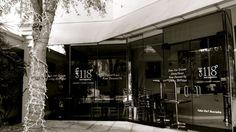 Cafe 118 Degrees.