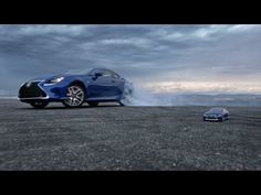 Let's Play: The Big Game Commercial Featuring A Remote Control Lexus RC - YouTube