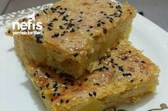Kek Görünümlü Efsane Börek (Tadına Hayran Kalacaksınız)