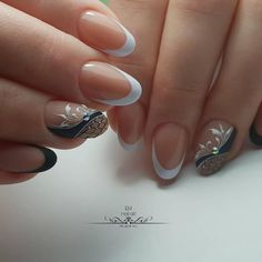 Give fashion to your nails with the help of nail art designs. Used by fashionable stars, these kinds of nail designs can add instantaneous elegance to your apparel. Perfect Nails, Gorgeous Nails, Love Nails, How To Do Nails, Pretty Nails, Nail Manicure, Diy Nails, Nail Polish, Luxury Nails