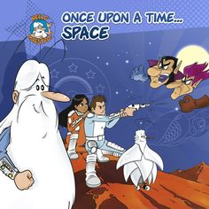 Once Upon a Time: Space Once Upon A Time, Anime, Gifts, Space, Men, Presents, Cartoon Movies, Anime Music, Gifs