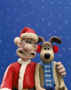 *m. Wallace and Gromit Christmas