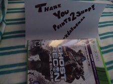 Ghost Recon Future Soldier from P2S!!! Thanks!!!