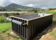 Container pool range and pricing - Container Pools NZ Shipping Container Swimming Pool, Container Pool, Pool Cover Roller, Hardwood Decking, Sports Clubs, Heat Pump, Pool Designs, Exterior Paint, Outdoor Furniture