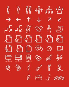 Identity Design, Visual Identity, Signage Design, Street Furniture, Symbol Logo, Icon Set, Ikon, Icon Design, Arch