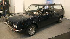 Alfa Romeo Alfasud Giardinetta   1974-1980, Italy