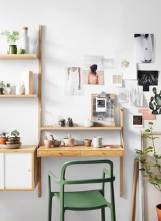 IKEA SVALNAS Shelf With Storage • Design. / Visual.