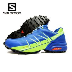 online store c0362 7b748 2019 Salomon Speedcross Pro Sneaker Outdoor Male Sports Shoes Speed cross 3  Trail Running Mens Classic Running Shoes Eur 40-46