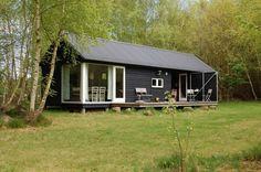 Mon Huset: Danish modular summer cabins