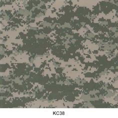 Hydro dipping film camouflage pattern KC38