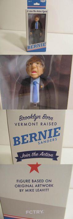 Bernie Sanders: Join-The-Action Figure Bernie Sanders 2016 Nib -> BUY IT NOW ONLY: $18.95 on eBay!