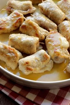 """""""Uccelletti"""" (roulades) of my house – Chicken Recipes Healthy Chicken Dinner, Beef Recipes For Dinner, Vegan Breakfast Recipes, Meat Recipes, Chicken Recipes, Cooking Recipes, Cena Light, Italian Casserole, My Favorite Food"""