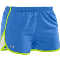 Under Armour Womens Escape Running Shorts
