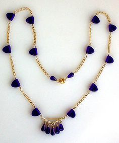 necklace jewelry project ideas | Triangles Jewelry Wire and Beads Necklace Jewelry Making Project