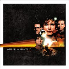 Angels And Airwaves - I-Empire on Limited Edition 2LP