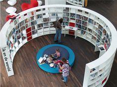 50 Bibliotecas creativas