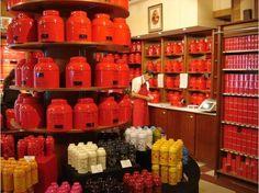 Hediard Tea Boutique in Paris