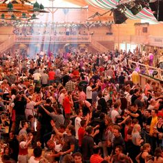 Cannstatter Volksfest - main site