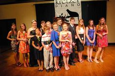 Honor Students from the Stuart School of Music presented an outstanding concert of superb vocal, piano and clarinet renditions on June 21st  at the Harriet Himmel Theater in CityPlace.