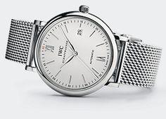 IWC Schaffhausen | Fine Timepieces From Switzerland | Collection | Portofino Family | Portofino Automatic