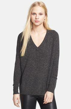 autumn cashmere V-Neck Cashmere Sweater | Nordstrom