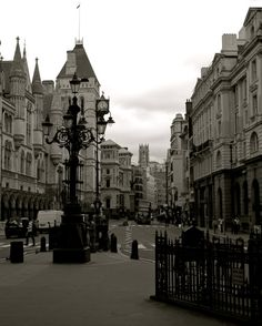 Fleet Street, London, named after London's longest underground River, the River Fleet and home of British Newspapers.