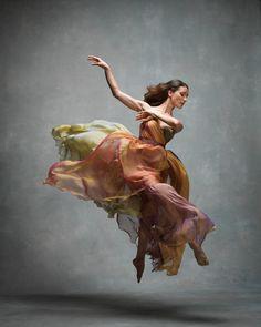 Masha Dashkina Maddux, Principal dancer, Martha Graham Dance Company, NYC Dance Project